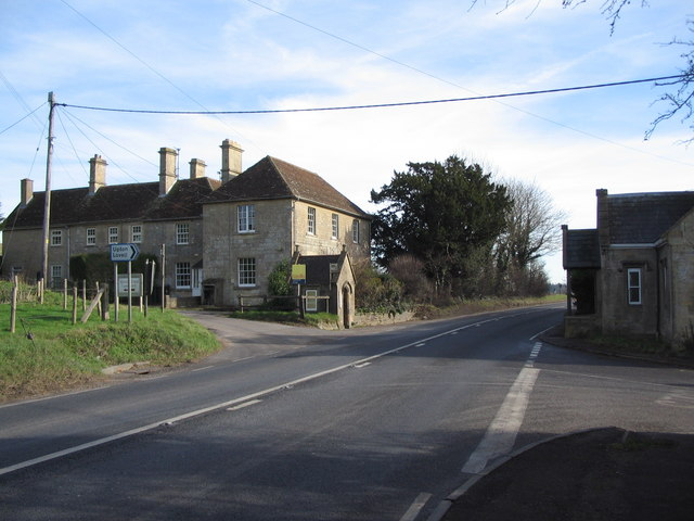 Junction for Upton Lovell