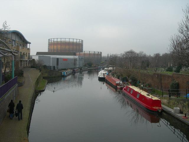 Grand Union Canal, North Kensington