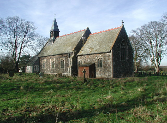 St. Lawrence's Church, Elstronwick