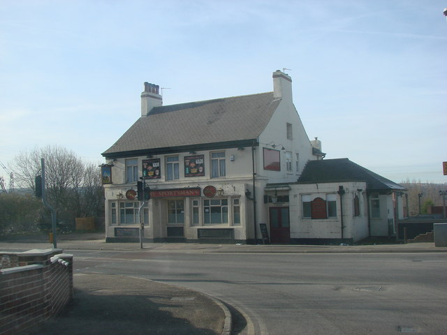 The Sportsman Public House, Walefield Road, Smithies