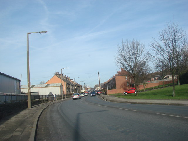 Wakefield Road, Smithies