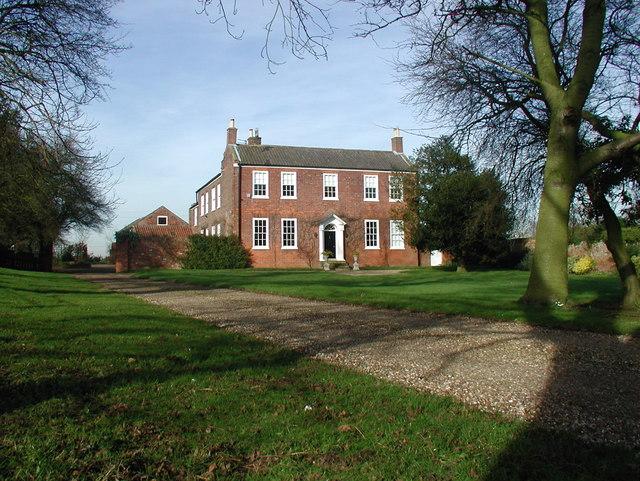 Elstronwick House