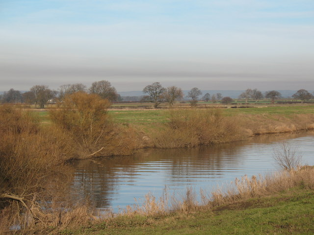 The Ure near Lower Dunsforth