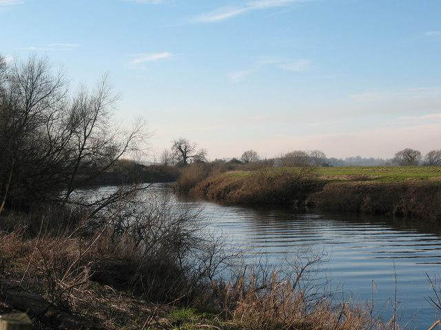 River Ure near Lower Dunsforth
