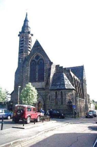 Church of the Holy Rood, Castlereagh Street, Barnsley