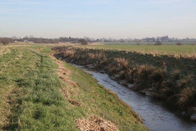 Unnamed stream near Bullington