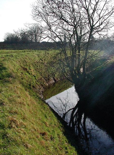 Southfield Drain, Elstronwick