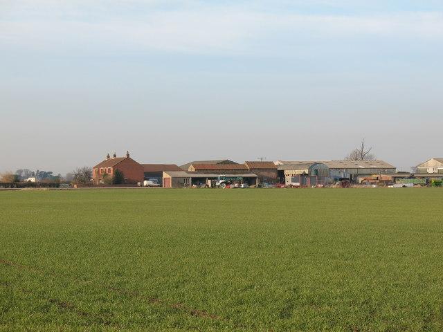 Low House Farm Aldborough
