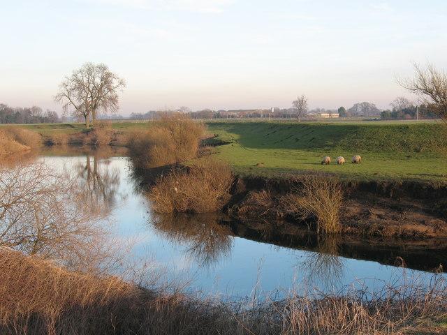 The Ure near Aldborough