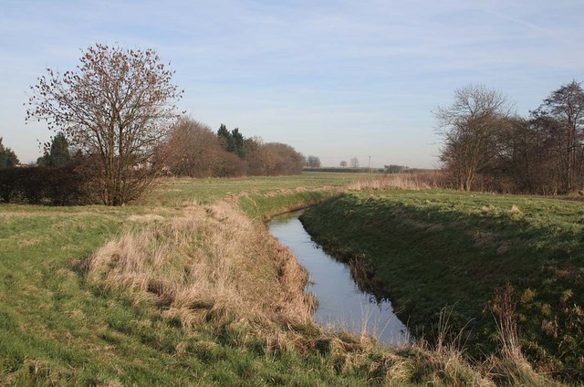 Unnamed stream near Fulnetby