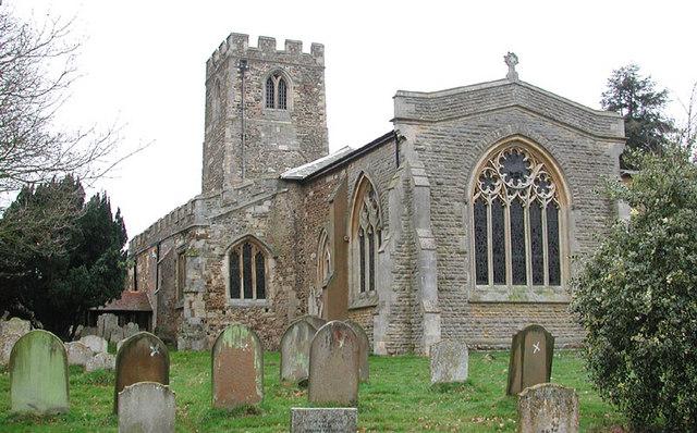 St Leonard, Old Warden, Beds