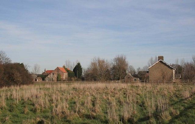Fulnetby hamlet