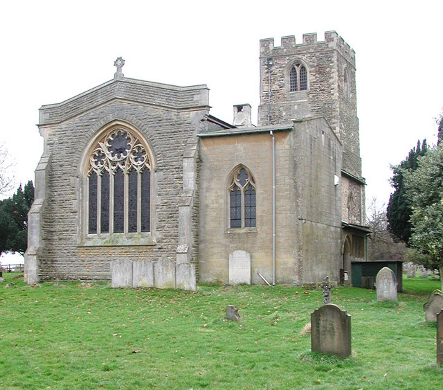 St Leonard, Old Warden, Beds