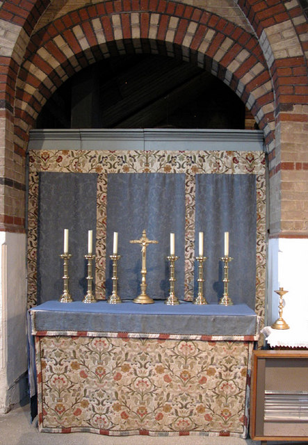All Saints, Upper Caldecote, Beds - Lady Chapel