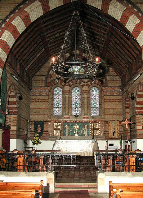 All Saints, Upper Caldecote, Beds - Sanctuary