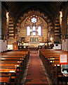 TL1645 : All Saints, Upper Caldecote, Beds - East end by John Salmon