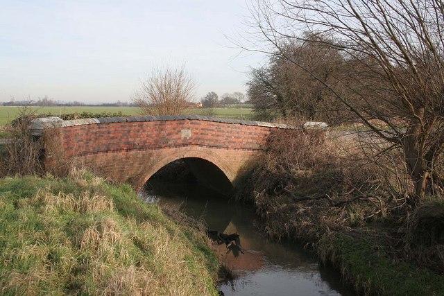 County Bridge near Rand