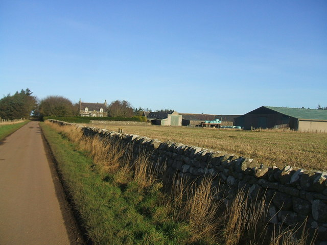 Wester  Cardno Farm