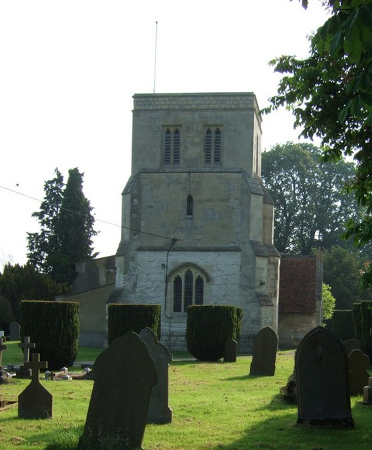 St. Giles, Cheddington - The Tower