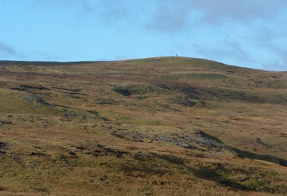 Blackstone, Askrigg Moor, Wensleydale