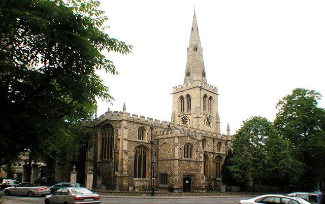 St Paul, Bedford, Beds