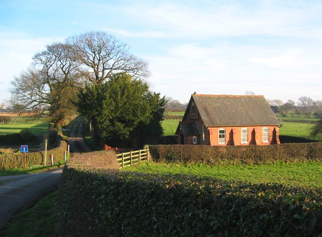 Chapel at Bradley Common