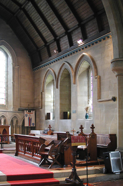 St Margaret, Lidlington, Beds - Chancel