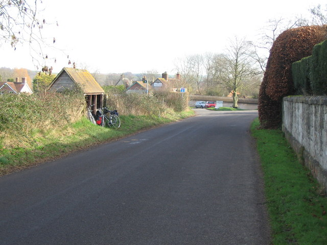 Approaching Corton