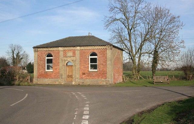 West Torrington, former Methodist Chapel