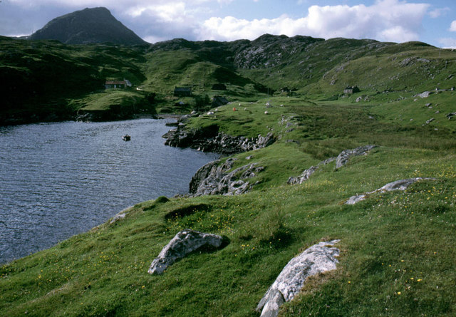 Coastline SE of Rhenigidale