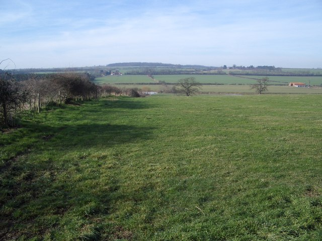 Pasture Land in the Great Ouse Valley