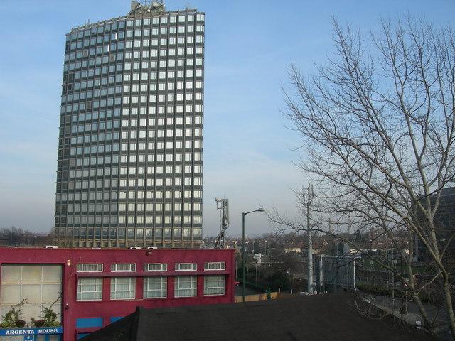Wembley Point, Stonebridge Park