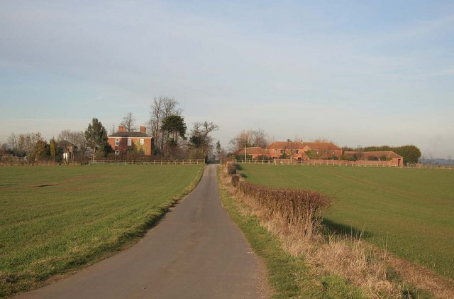 Wire Hill near Wragby