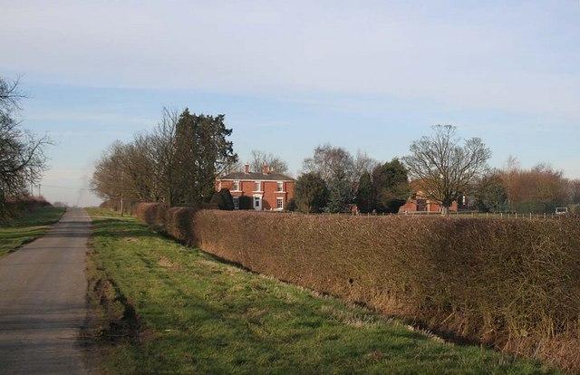 Grange Farm, East Barkwith