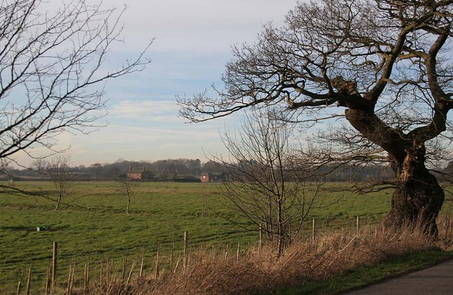 Lodge Farm from Panton to East Barkwith road