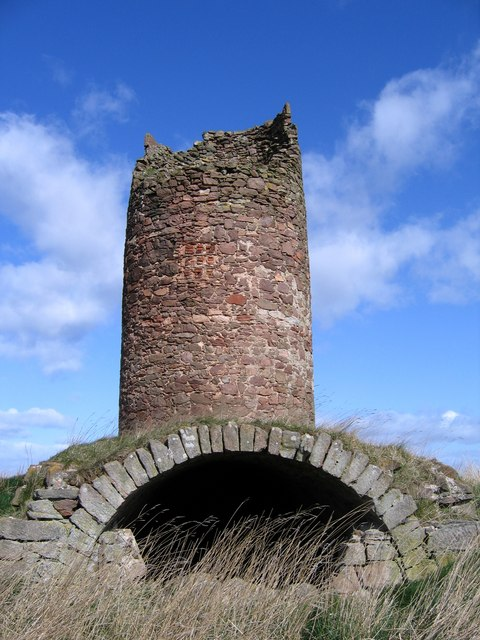 Vaulted Windmill