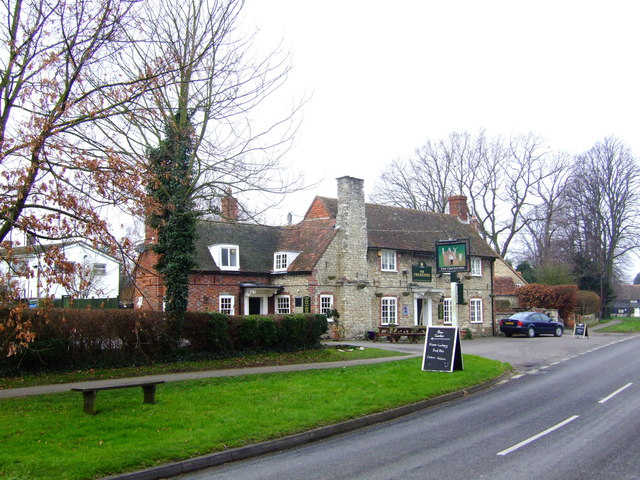 The Cricketers, Warborough