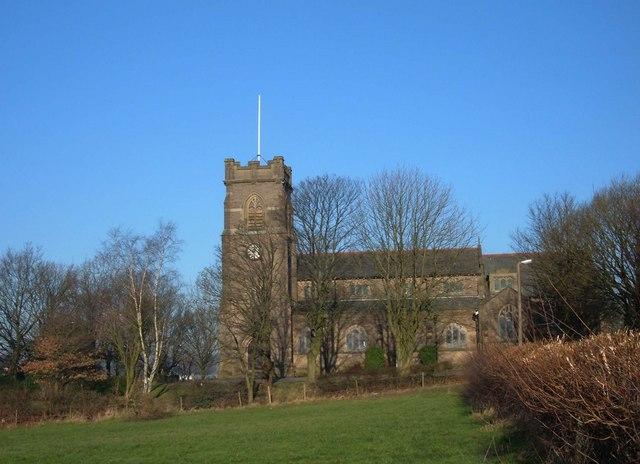 St John the Evangelist, Thornham