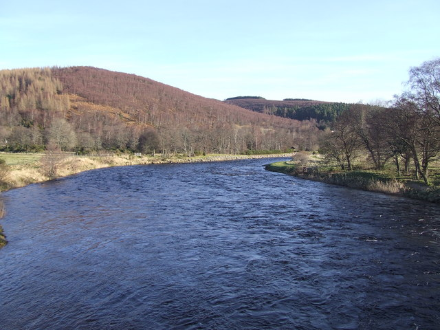 Spey towards Tulchan lodge