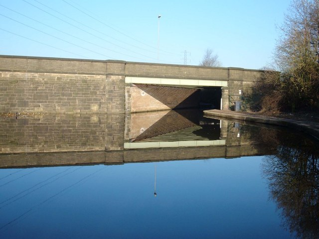 Rochdale Canal, Slattocks