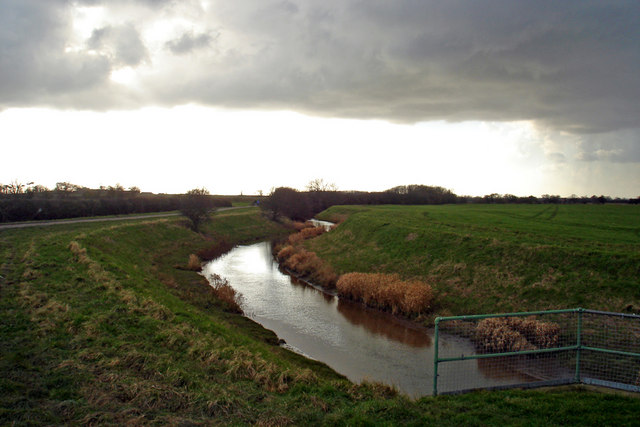 The Beck at East Halton Skitter