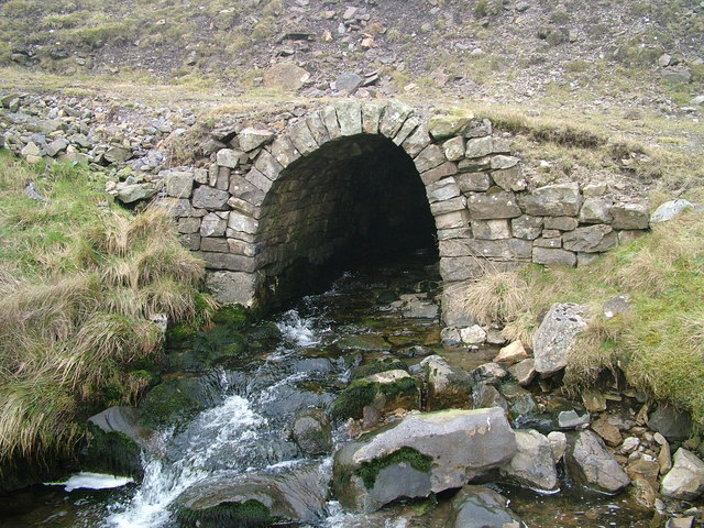 Old miners bridge