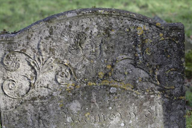 Grave detail, Stetchworth, Cambridgeshire