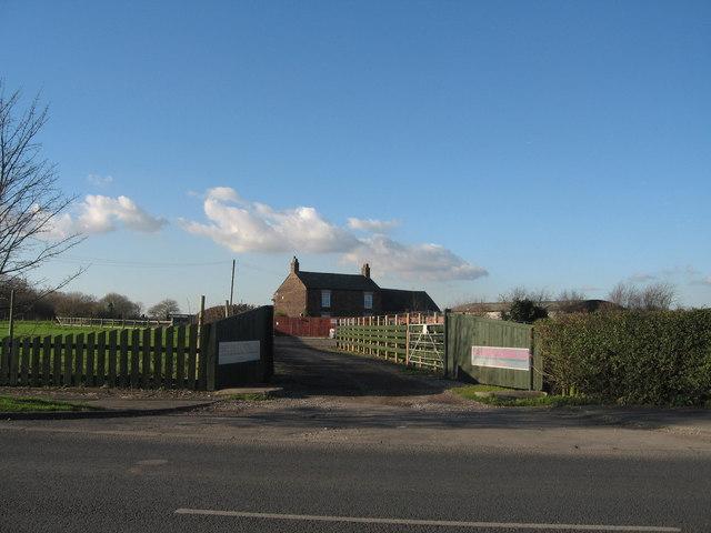 Hope Farm and Riding School,  Halebank