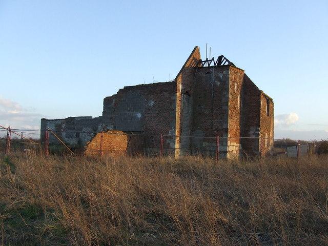 Haltemprice Priory Farmhouse.