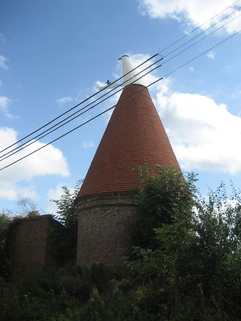 Gudgeon Oast, West Street, Hunton, Kent