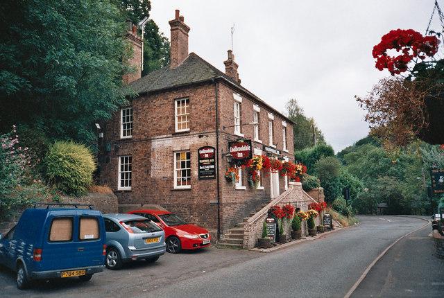 Coalbrookdale Inn, Coalbrookdale, Shropshire