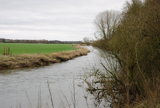 River Stour - downstream