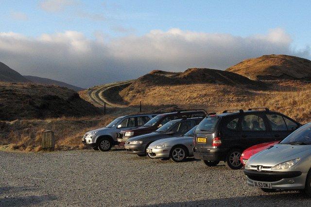 Blackmount car park