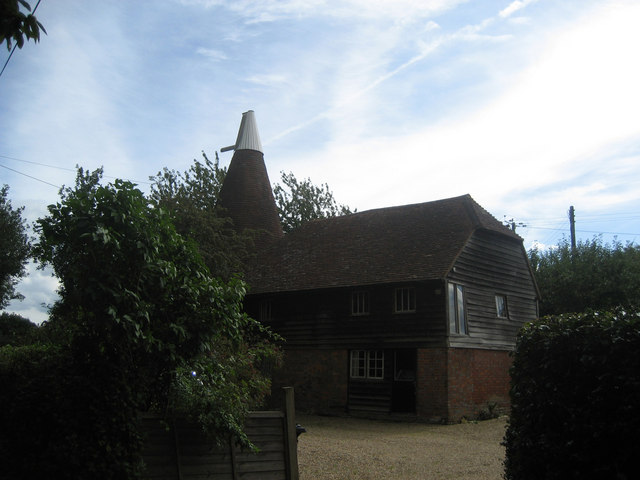 Oast House at Hunters Hall, Bewlbridge Lane, Cousley Wood, East Sussex
